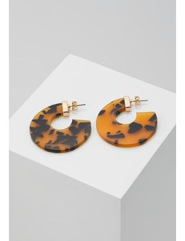 Pclisa Earrings Key   Örhänge   Gold by Pieces