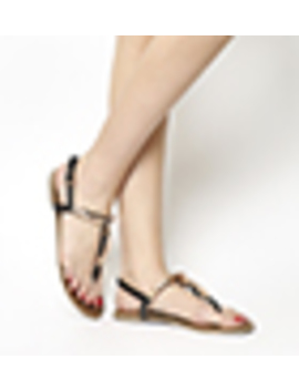 Harlow Toe Post Sandals by Office