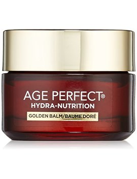 L'oréal Paris Skincare Age Perfect Hydra Nutrition Golden Balm Moisturizer For Face, Neck And Chest, Formulated With Calcium And Precious Oils, 1.7 Oz. by L'oreal Paris