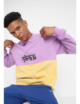 Shambala Stripes   Sweater by Grimey