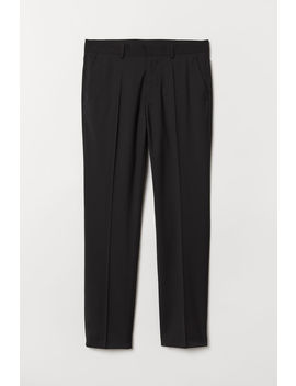 Suit Trousers Regular Fit by H&M
