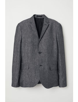 Wool Jacket Slim Fit by H&M