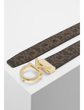 Monogram Belt    Riem by Calvin Klein