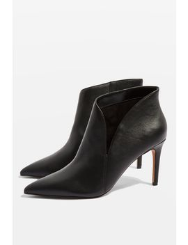 Hicks Ankle Boots by Topshop