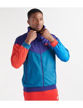 Windrunner Fl Zip Hoodie by Nike