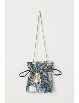 Satin Pouch Bag by H&M