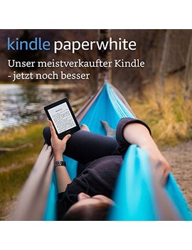 Kindle Paperwhite (Vorgängermodell – 7.Generation) 6Zoll (15Cm) Großes Display, Integrierte Beleuchtung, Wlan, Schwarz by Amazon