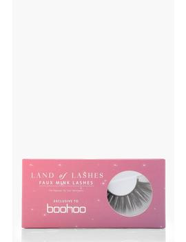 Land Of Lashes X Boohoo Lashes   3 by Boohoo