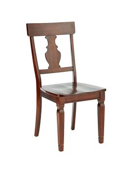 Espresso Dining Chair by Bradding Collection