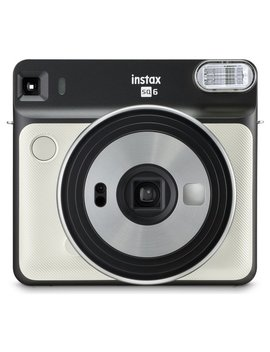 Instax Sq 6 Instant Camera   Pearl White by Argos