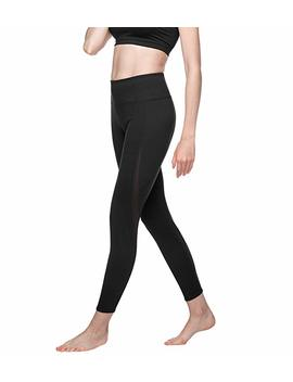Lapasa Sports Leggings Women (Airy F. Running Yoga N. Smart F. Workout Pants) L22 L32 by Lapasa