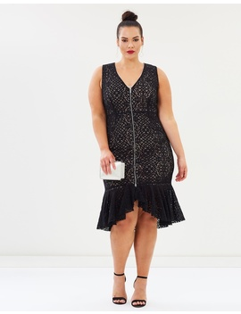 Iconic Exclusive   India Midi Dress by Atmos&Here Curvy