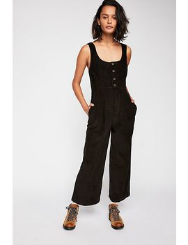 Erykah Corset Jumpsuit by Free People