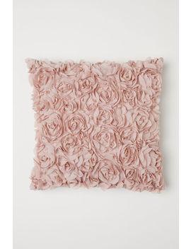 Чехол на подушку с цветами by H&M