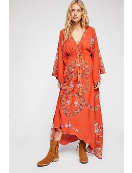 Pretty Poison Maxi Dress by Free People