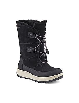 Women's Powder Valley Vibram Arctic Grip Boot by Sperry