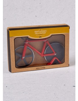 Bike Pizza Cutter (20cm X 14cm X 4cm) by Matalan