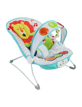 Fisher Price Kick 'n' Play Musical Bouncer by Argos