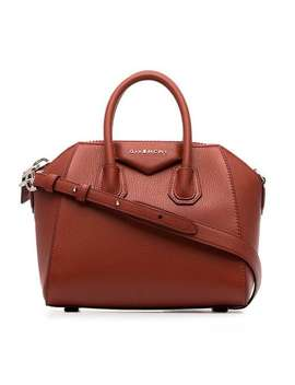 Antigona Mini Leather Tote Bag by Givenchy