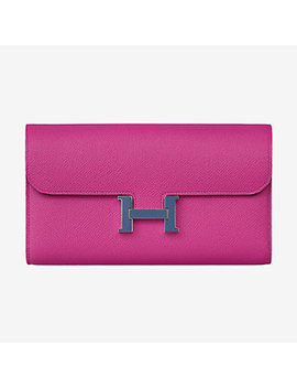Constance Long Wallet by Hermès