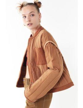 Kordal Studio Reversible Quilted Jacket by Kordal Studio