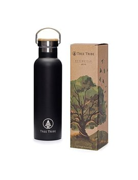 Tree Tribe Stainless Steel Water Bottles   Indestructible, Insulated, Awesome by Tree Tribe