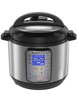 Instant Pot Duo Plus 6 Qt 9 In 1 Multi  Use Programmable Pressure Cooker,[ Pressure Cooker, ,Rice Cooker,Egg Cooker, Saute, Steamer, Warmer, And Sterilizer...... ]  New! by Instant Pot
