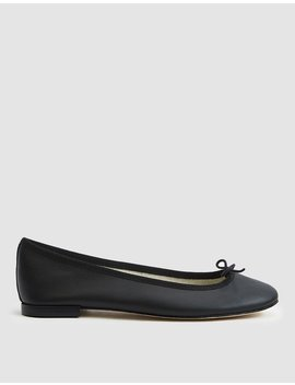 Cendrillon Ballet Flat In Black by Repetto