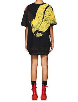 Disney Mickey Mouse Cotton T Shirt Dress by Marc Jacobs