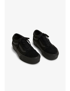 Vans Suede Old School by Monki