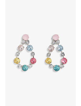Embellished Stud Earrings by Monki