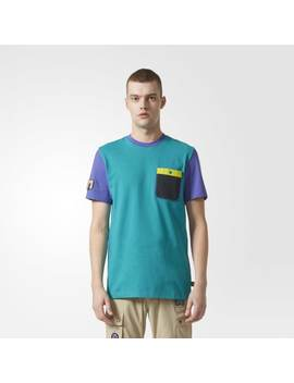 Pharrell Williams Hu Hiking Tee by Adidas