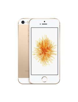 Sim Free I Phone Se 32 Gb Mobile Phone   Gold by Argos