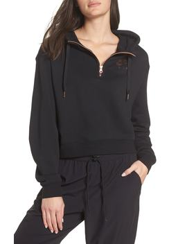 Sportswear Women's Half Zip Fleece Hoodie by Nike