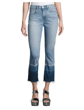 W4 Shelter Super High Rise Straight Leg Jeans, Spectrum by 3x1