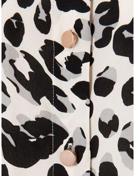 Urban Leopard Blouse by Damsel In A Dress