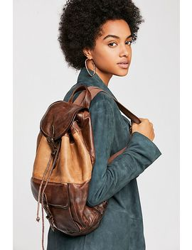 Seville Leather Backpack by Free People