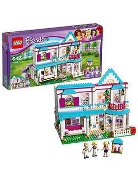 Lego 41314 Friends Heartlake City Stephanie's House Building Set, Mini Doll House, Build And Play Toys For Kids by Lego