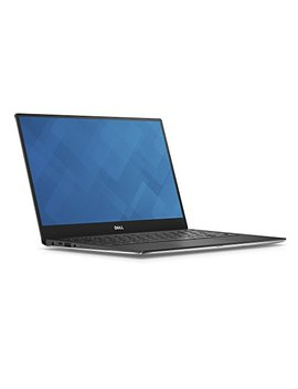 "Dell Xps 13 9360 13.3"" Laptop 7th Gen Intel Core I5 7200 U, 8 Gb Ram, 128 Gb Ssd Machined Aluminum Display Silver Win 10 Pro (Certified Refurbished) by Dell"
