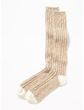 Marled Boot Socks For Women by Old Navy