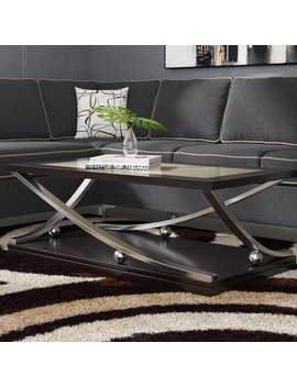 Orren Ellis Asya Coffee Table & Reviews by Orren Ellis