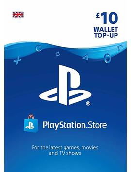 Play Station Psn Card 10 Gbp Wallet Top Up | Psn Download Code   Uk Account by Sony