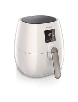 Philips Digital Airfryer, The Original Airfryer, Fry Healthy With 75 Percents Less Fat, White Hd9230/56 by Philips