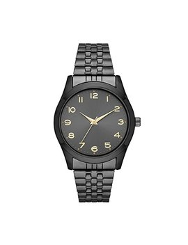 Folio Men's Gunmetal Expansion Watch by Folio