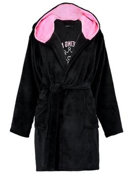 Princess Embroidered Dressing Gown Princess Embroidered Dressing Gown by Boohoo