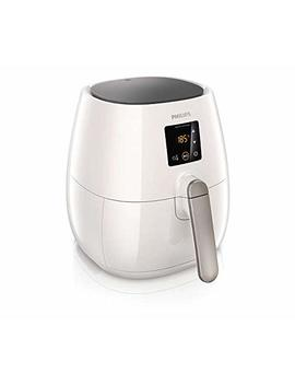 Philips Viva Digital Plus 1425 W Multi Cooker Airfryer Hd9238/52 Silver & White by Philips