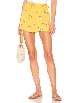 Emory Embroidered Skort by Privacy Please