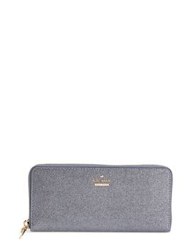 Burgess Court   Lindsey Glitter Wallet by Kate Spade New York