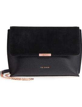 Kamiila Leather Crossbody Bag by Ted Baker London