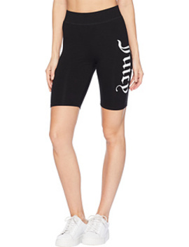 Juicy Graphic Biker Shorts by Juicy Couture